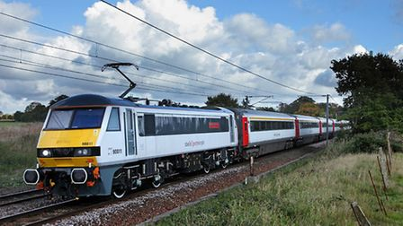 The new East Anglian Rail Franchise prosectus has been published.