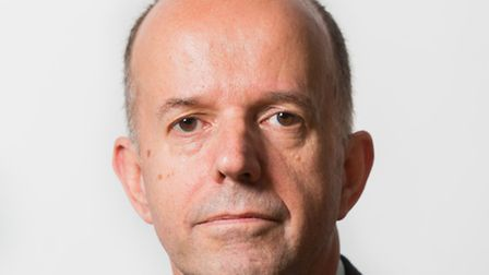 Michael Scott,chief executive of Norfolk and Suffolk Foundation Trust
