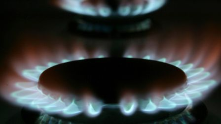Annual profits at British Gas owner Centrica have fallen 35%.