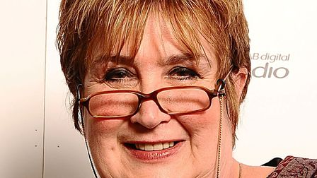 Jenni Murray who will appear at Diss Corn Hall in June. Photo credit : Ian West/PA Wire