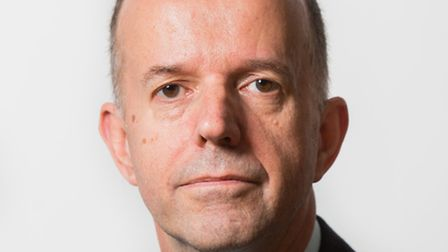 Michael Scott, new chief executive of Norfolk and Suffolk Foundation Trust