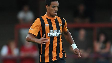 Hull City's Tom Ince has joined Derby County on loan until the end of the season.