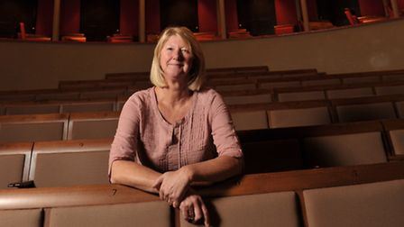 Karen Simpson is the new Executive Director of The Theatre Royal in Bury St Edmunds.