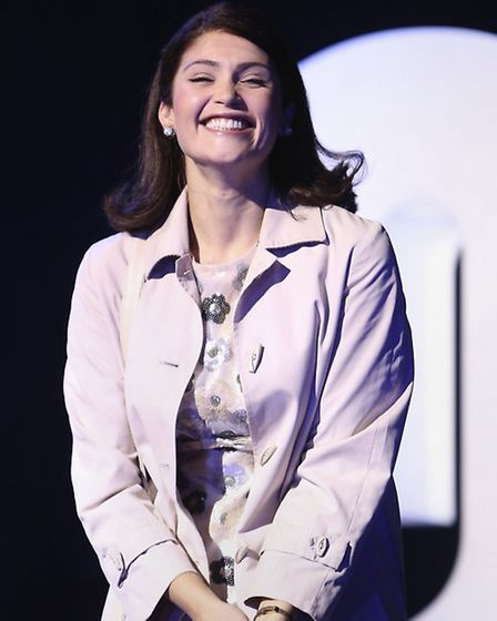 Gemma Arterton playing Rita O'Grady in Made in Dagenham, which one of a number of successful films w