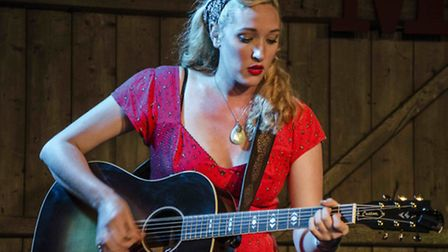 Hannah Aldridge is to perform at this year's Maverick Festival in Easton