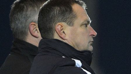 Colchester United boss, Tony Humes