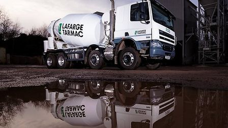 The sale of Lafarge Tarmac to CRH is intended to address competition concersns arising from the pla