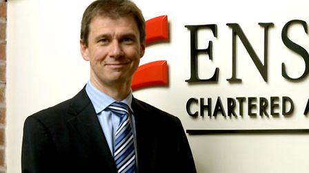 Danny Clifford of Ensors Chartered Accountants.