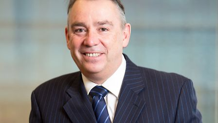 Mark Grimshaw, chief executive of the Rural Payments Agency.