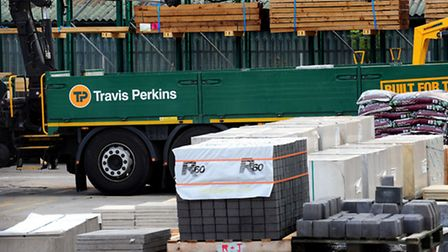 Travis Perkins plans to open 400 new branches over the next four years.
