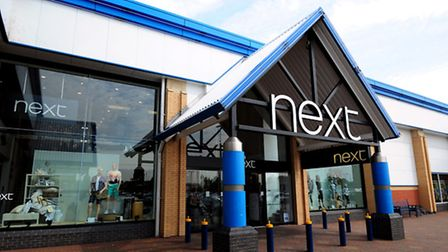 Next has announced a 12% increase in annual profits.