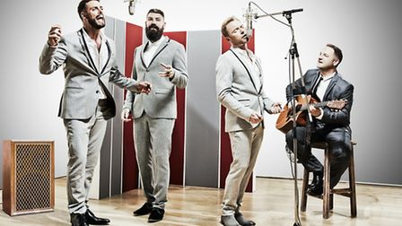 Boyzone have joined the line-up of this year's Newmarket Nights