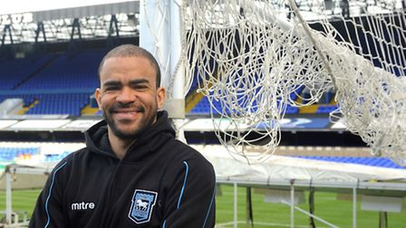 Kieron Dyer, pictured during his second spell as an Ipswich Town player