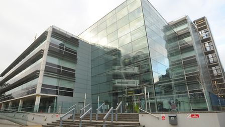 Suffolk County Council headquarters, Endeavour House