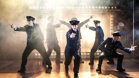Gallery Review The Full Monty Ipswich Regent Monday March 23 East Anglian Daily Times
