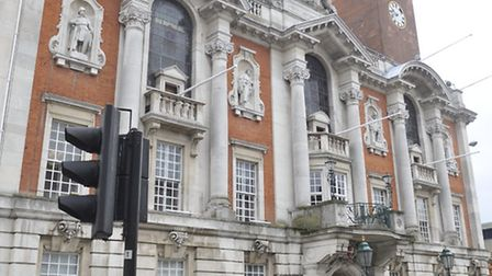 Colchester Town Hall will have just 51 members from next year.