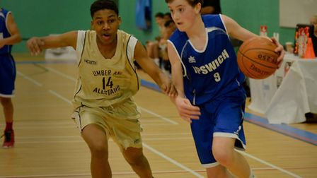 Ipswich's Ethan Price drives