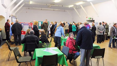 The Halesworth Rising group has organised a special community projects fair for people to find out m