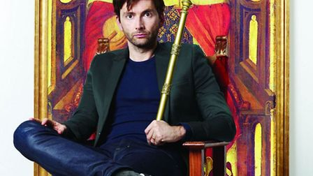 David Tennant starred in the RSC's recent production of Richard II which was beamed to cinemas. This