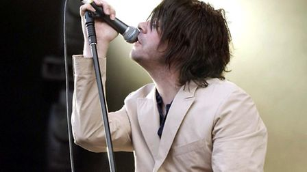 The Charlatans' frontman Tim Burgess is looking forward to returning to V Festival this year