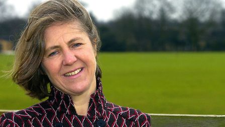EADT BUSINESS - SARAH CHAMBERS Pamela Forbes, National Farmers Union Regional Director in Newmark