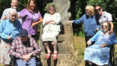An Eye care home is launching a walking scheme. Picture: Care UK