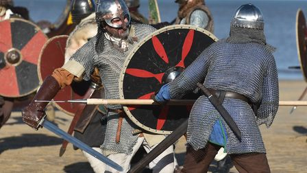Vikings will be coming to Eye. Byline: Sonya Duncan Copyright: Archant 2018