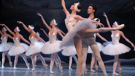 The Russian State Ballet of Siberia, Swan Lake