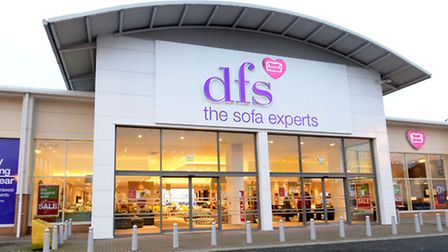 DFS Furniture has returned to the London Stock Market.