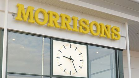 Morrisons has written-down the value of its store estate by �1.3bn amid tough tradinig conditions.