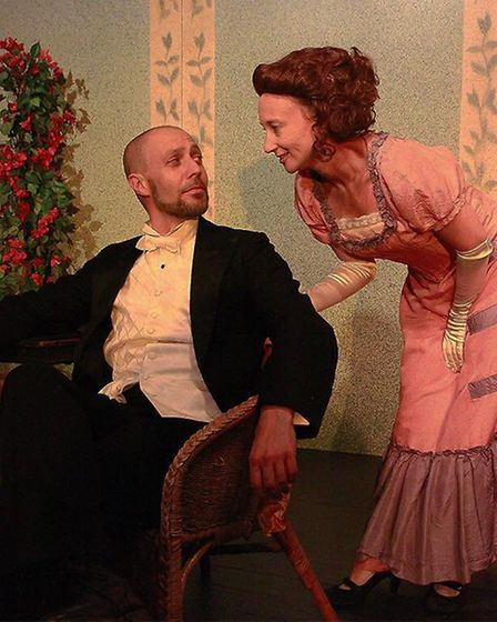 A Woman of No Importance is being staged at The Oaksmere. Picture: Lucy Lawson Photography