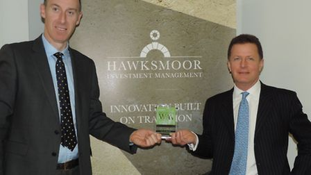 Max Weatherby, director and senior investment manager, and Alex Boyle, senior investment manager, fr