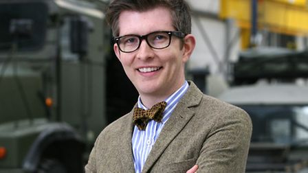 Gareth Malone will be forming a choir of Latitude Festival-goers