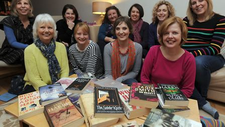 A meeting of the Brantham book group