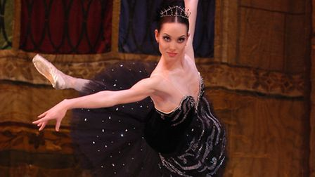 The Russian State Ballet of Siberia stage Swan Lake