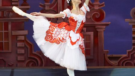 The Russian State Ballet of Siberia stage Coppelia