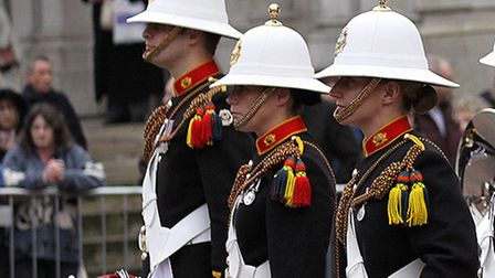 Royal Marines Corps of Drums