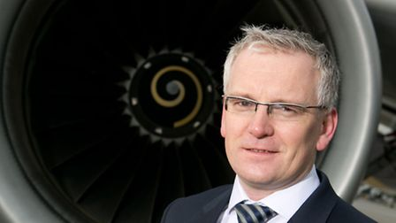 Andrew Harrison, managing director of Stansted Airport