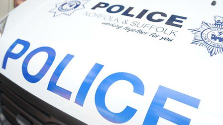 Police called to scene of road collision