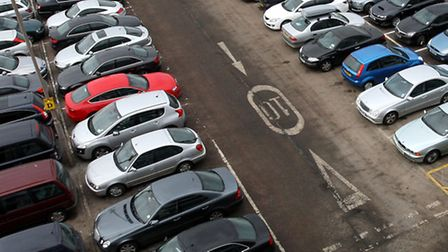 Are modern cars outgrowing undersized parking spaces? There are calls for a new industry standard si