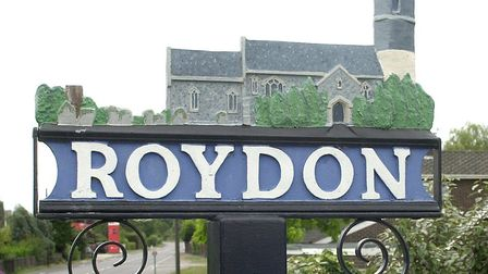 Roydon Hall at Roydon near Diss was once owned by the Frere family. Picture: Denise Bradley