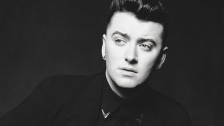 Cambridgeshire singer Sam Smith who will be performing this summer at Thetford Forest
