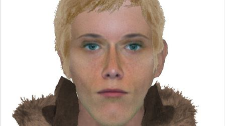 An e-fit released by police searching for in connection with a burglary in Stanton