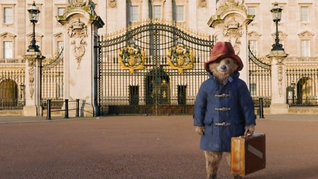 A still from the new Paddington movie which has proved a hit with audiences of all ages.