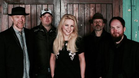 Sam Coe & The Long Shadows who will be supporting Canaan Cox in Norfolk. Picture: Denver Smith