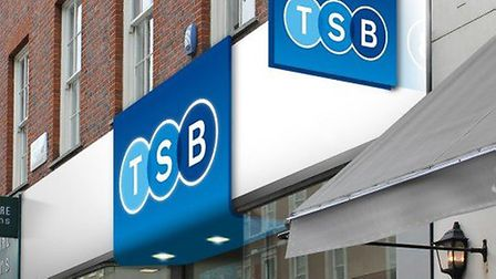 17 TSB branches across the UK are earmarked for closure.