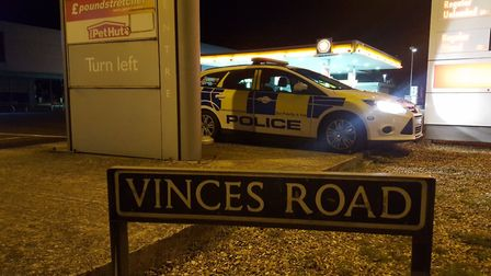 South Norfolk Police have issued a number of Section 59 warnings to drivers caught street racing in