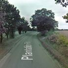 Plantation Road in Aslacton where the motorocyclist was found injured. Picture: Google Maps