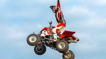 The Stannage Stunt Team will be at the show this year