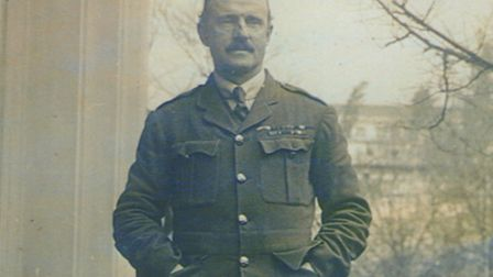 Lieutenant Colonel Charles Doughty-Wylie